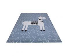 Kinderteppich »Candy 153«, Festival, rechteckig, Höhe 11 mm, Motiv Lama