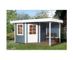 weka Gartenhaus »Designhaus 213A Gr.2«, BxT: 501x338 cm, (Set)