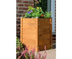 dobar Komposter »3-in-1«, BxTxH: 64,5x64,5x75,5 cm, 180 l