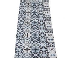 Küchenläufer »Marrakesh«, Andiamo, rechteckig, Höhe 5 mm, Läufermatte aus Vinyl, abwischbar, rutschhemmend, Fliesen Design, Größe 50x150 cm