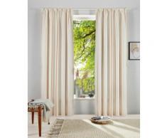 Gardine »Matts«, OTTO products, Stangendurchzug (1 Stück), blickdichter Vorhang