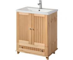 welltime Waschtisch »Venezia«, Breite 60 cm, aus Massivholz