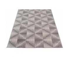 Orientteppich »Montana 3732«, Sehrazat, rechteckig, Höhe 8 mm, Wohnzimmer