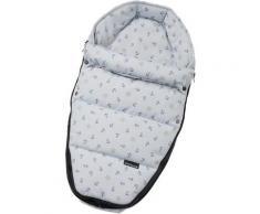 Gesslein Babywanne »Baby Nestchen, blau Anker«, für Kinderwagenwannen, Tragetaschen, Babyschalen und den Sportwagensitz des Kinderwagens
