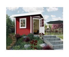 weka Gartenhaus »Designhaus 213 Gr.2«, BxT: 338x338 cm