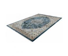 Teppich »Classic 700«, LALEE, rechteckig, Höhe 11 mm, Kurzflor, Orient-Optik, mit Fransen, Wohnzimmer