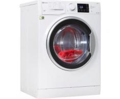 BAUKNECHT Waschtrockner WT SUPER ECO 8614, 8 kg, 6 kg 1400 U/min