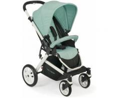 CHIC4BABY Sport-Kinderwagen »Boomer, mint«, mit schwenk- und feststellbaren Vorderrädern Kinderwagen, Buggy, Sportwagen, Kinder-Buggy, Kinderbuggy