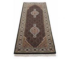 Läufer »Orientteppich Tabriz Mahi«, Woven Arts, rechteckig, Höhe 15 mm, handgeknüpft, Wohnzimmer, reine Wolle