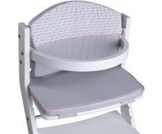 tiSsi® Kinder-Sitzauflage »Diamant Pastell«, für tiSsi® Hochstuhl Made in Europe