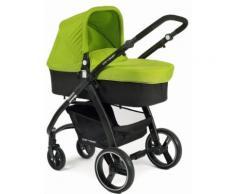CHIC4BABY Kombi-Kinderwagen »Volare, grün-schwarz«, inklusive Sportsitz Kinderwagen