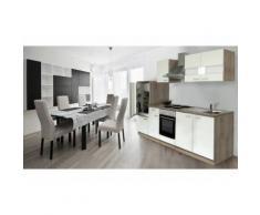 RESPEKTA Küchenzeile, ohne E-Geräte, Gesamtbreite 280 cm