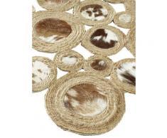 Teppich echtes Kuhfell