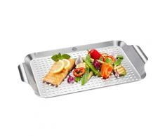 GEFU Grillpfanne »BBQ«, Edelstahl (1-tlg)