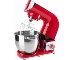 eta Küchenmaschine Gratus Storio rot ETA002890063, 1200 W, 5,5 l Schüssel, 5,5 l Edelstahlschüssel, PULSE-Funktion