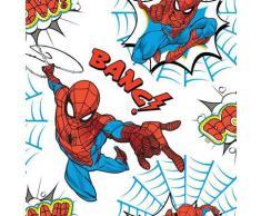 Disney Papiertapete »Spiderman Pow!«, (1 St), Blau/Weiβ - 10mx53cm