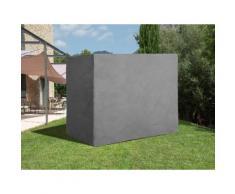 KONIFERA Gartenmöbel-Schutzhülle, für Hollywoodschaukel, (L/B/H): ca. 177x112x153 cm