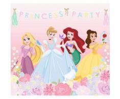 Disney Fototapete »Prinzessinnen Party«, (1 St), Mehrfarbig - 300x280cm
