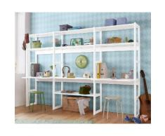 Hoppekids Jugendzimmer-Set »Skagen«, (Set, 20-St), inkl. Schreibtisch