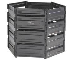 AL-KO Komposter »Komposter Jumbo 800«, BxTxH: 125x110x100 cm, 800 l