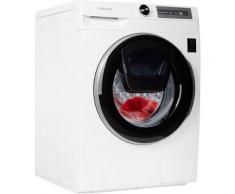 Samsung Waschmaschine WW6500T WW8GT654ALH/S2, 8 kg, 1400 U/min