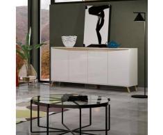 KITALY Sideboard »ALADINO«, Breite 184 cm