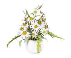 Künstliche Zimmerpflanze »Elwine« Rudbeckia, DELAVITA, Höhe 48 cm, im Keramiktopf