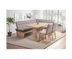 Premium collection by Home affaire Eckbankgruppe »Beluna«, (4-tlg)