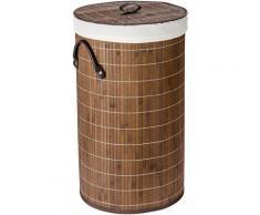 WENKO Wäschesortierer »Bamboo 55l«