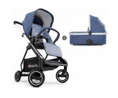 Hauck Sportbuggy »Apollo Duo Set, denim«, inkl. Babywanne und Beindecke Kinderwagen, Buggy, Sportwagen, Kinder-Buggy, Kinderbuggy, Sport-Kinderwagen