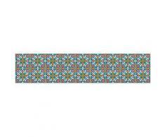 MySpotti Küchenrückwand »fixy Eos Fliese«, selbstklebende und flexible Küchenrückwand-Folie