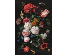 Home affaire Deco-Panel »Stilleben Blumen in Vase Jan Davidsz de Heem«