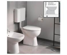 Grohe Tiefspül-WC »Bau Keramik«, spülrandlos