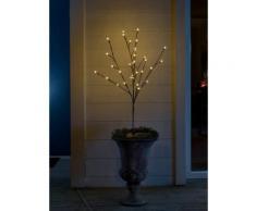 KONSTSMIDE LED Lichterzweig, mit Glimmereffekt