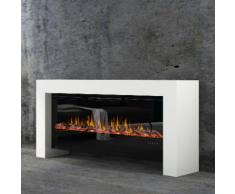muenkel design bridge [moderner Optiflame Design Elektrokamin]: Wunschfarbe nach RAL - 1930 mm
