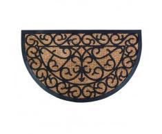 Fußmatte Elisabeth, Gummi und Kokos, 45x74,5 cm