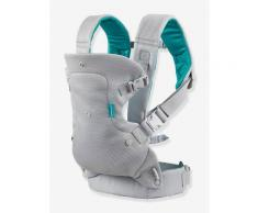 Babytrage Flip Ergo Convertible Air INFANTINO® grau/türkis