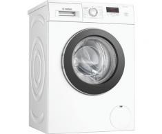 Bosch Serie 2 WAJ280A0 Waschmaschine Freistehend Frontlader 7 kg 1400 RPM D Weiß
