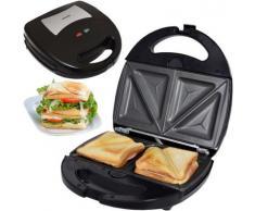 Sandwichmaker Delight Kombigerät mit wechselbaren Platten Syntrox Germany