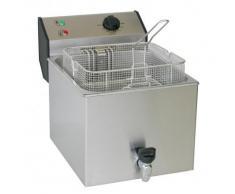 Elektro-Fritteuse 1x 12 Liter