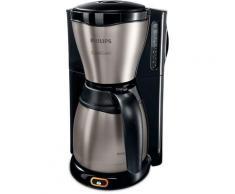 Philips Mit Thermo-Kanne, Metall, Kaffeemaschine
