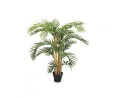 EUROPALMS Kentia Palme, Kunstpflanze, 140cm