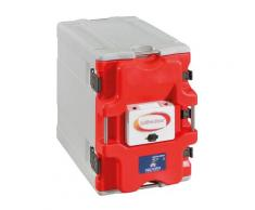 Thermobehälter AF 12, Frontlader 1/1 GN, mit Aktiver Tür, beheizt, analog, ETERNASOLID®