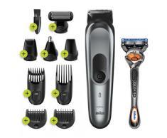 Braun 81705167 Haarschneider/-schermaschine Grau