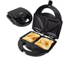 Sandwichmaker mit herausnehmbaren Wechselplatten SM-750-WD - Syntrox Germany -