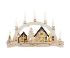 """Lichterbogen-LED """"Weihnachtsromantik"""""""