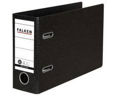 20x Falken Ordner A5 quer, Rücken 80mm, Hartpappe