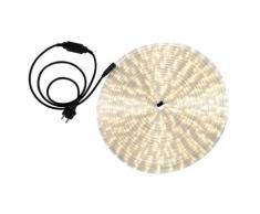 LED Lichterschlauch IP44 Weiß Dekoration Licht Lighttube Globo LIGHT TUBE 38982