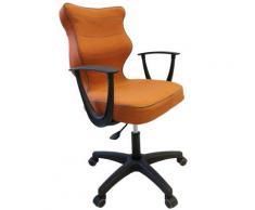 Good Chair Ergonomischer Bürostuhl NORM Orange BA-B-6-B-C-FC34-B