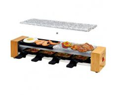 Raclette-Grill Set Corippo mit Wechselplatten Syntrox Germany